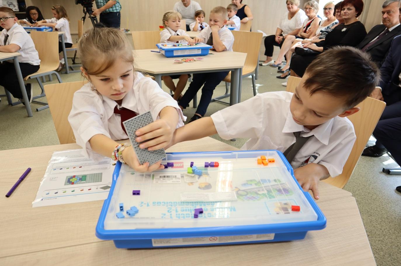 Élményalapú játékos tanulás LEGO – eszközökkel (1)