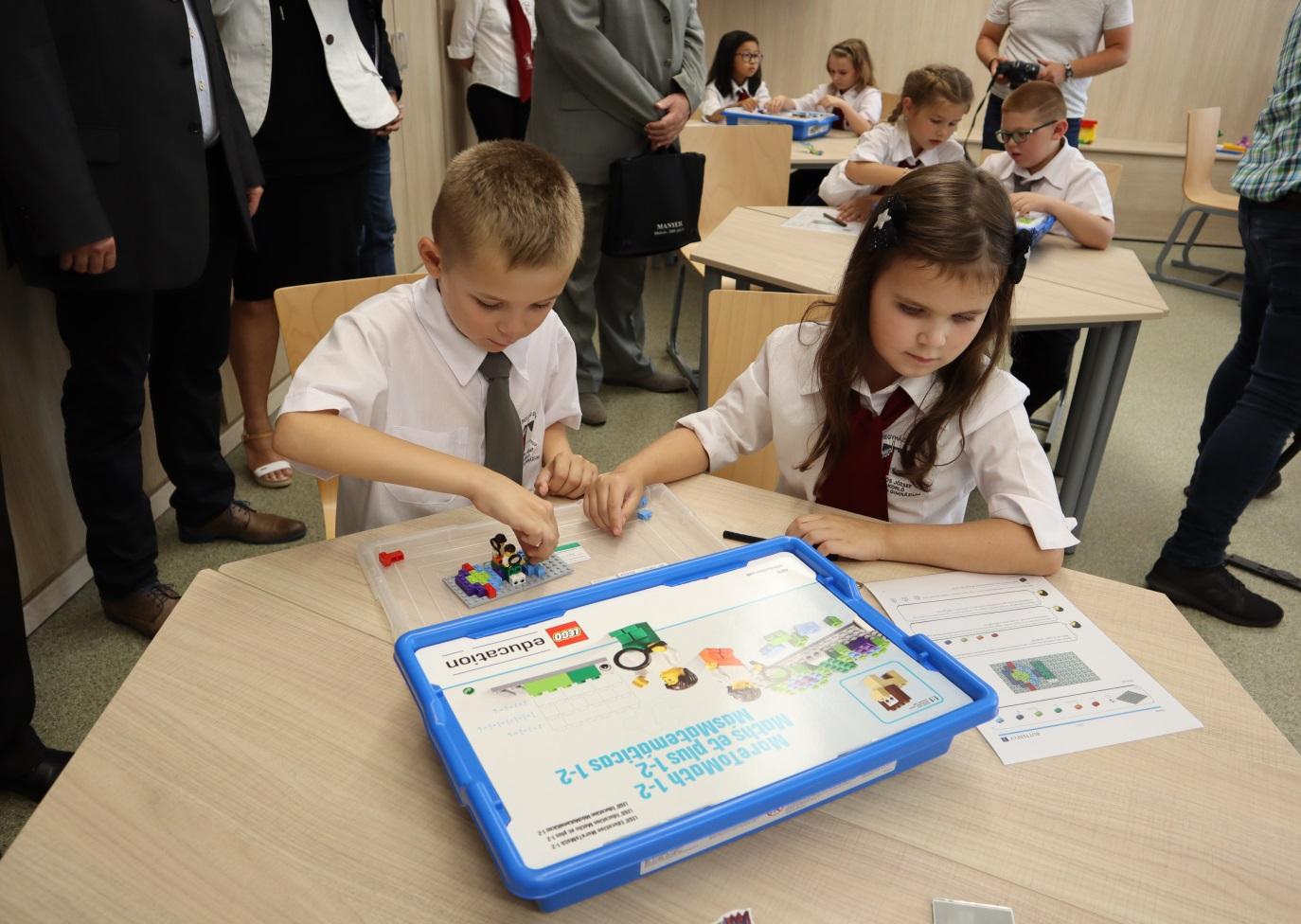 Élményalapú játékos tanulás LEGO – eszközökkel (2)