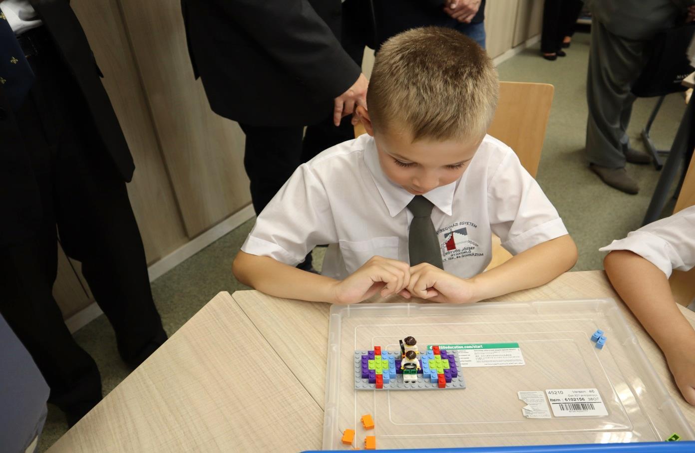 Élményalapú játékos tanulás LEGO – eszközökkel (3)