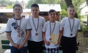 Az Országos MatekGuru csapatverseny eredménye