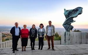Eötvösös vezetőtanítók és –tanárok a Pécsi Tudományegyetem Jubileumi konferenciáján