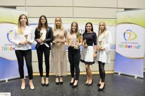Gáláns Eötvösös sikerek a Nyíregyházi Sportgálán