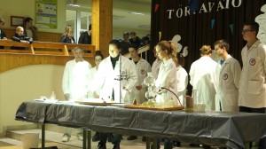 Kémia kísérleti bemutató az Eötvös Gyakorlóban