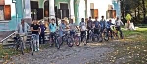 Kerékpárral Székelyföldön