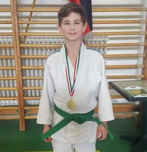 Krjucskov Valentin országos judobajnok