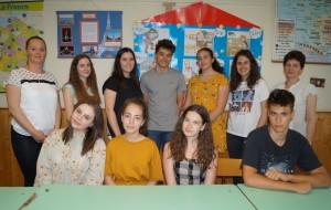 Sikeres DELF Junior francia nyelvvizsga