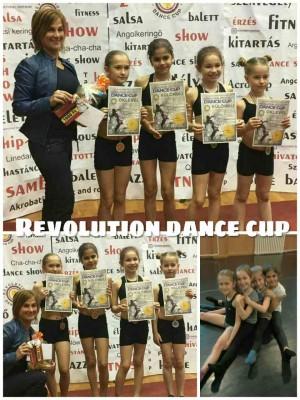 Táncos sikerek