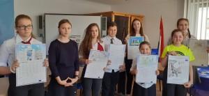 """Tanítványaink sikere az """"Európai uniós fejlesztések Szabolcs-Szatmár-Bereg megyében"""" című pályázaton"""