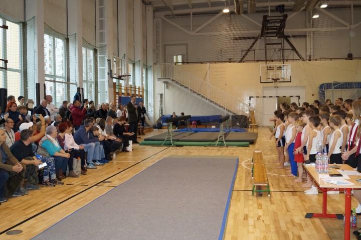 Torna Diákolimpia Megyei Döntő az Eötvös Gyakorlóiskolában