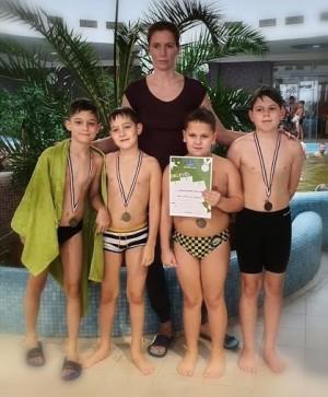 Úszás Diákolimpia Megyei Döntő