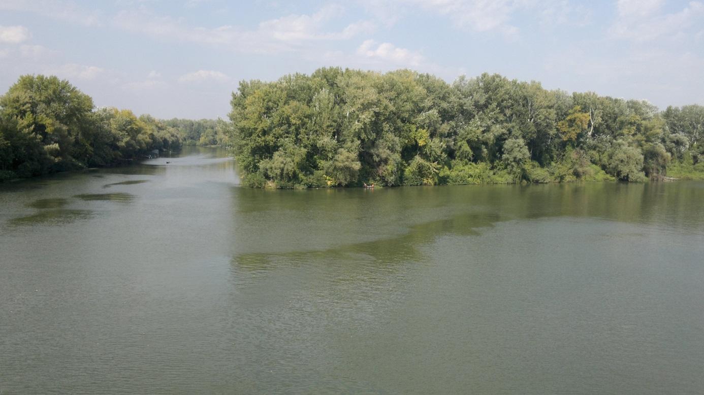 Fotó (16): A túra célállomása, Tokaj, a Tisza és a Bodrog folyók találkozása (4)