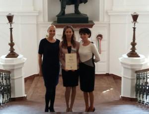 A XXII. Országos Anyanyelvi Tanítási Verseny sikere