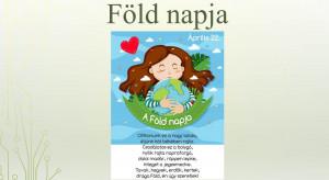 Április 22. a Föld napja