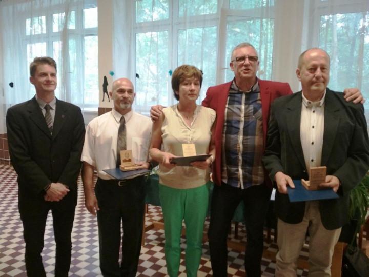 Elismerés testnevelőknek - három nyíregyházi pedagógus vehetett át díjat