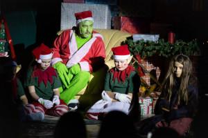 """""""Grincs"""", a szőrős, cinikus, zsémbes zöld lény, aki el akarta lopni a karácsonyt"""