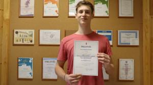 Ifjú tudós az Eötvös Gyakorlóiskolában
