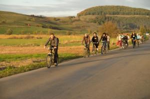 Kerékpártúra Székelyföldön