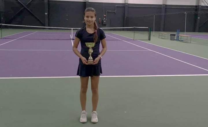 Kiemelkedő teniszsiker L14-ben