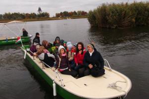 Kirándulás a Tisza-tóhoz