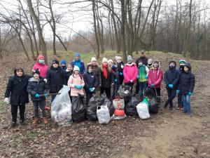 Környezetvédő diákjaink