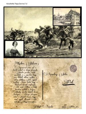 """""""Népek tavasza"""" címmel digitális történelem versenyen vett részt az Eötvös Gyakorlóiskola csapata"""