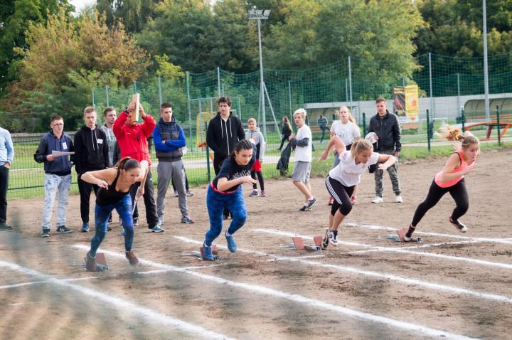 Nyolcosztályos gimnáziumok sportversenye