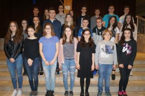 Nyolcosztályos gimnáziumok tanulmányi versenye