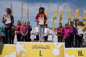Országos első helyezést ért el Barna Bianka