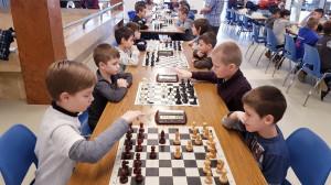 Sakknagymesterek nyomdokain az Eötvös Gyakorlóiskolában
