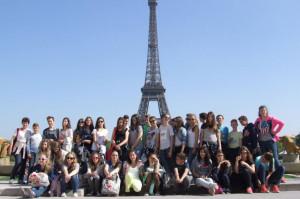 Tanulmányi utazás Franciaországban