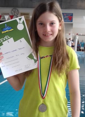 Úszó diákolimpia megyei döntő